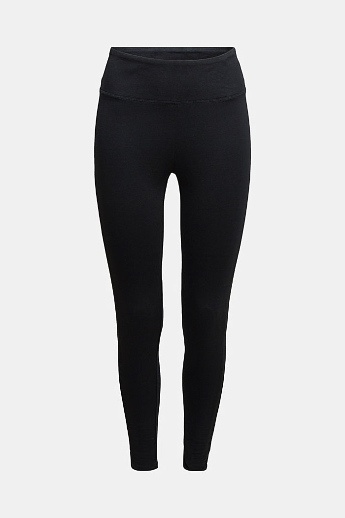 Active leggings in organic cotton
