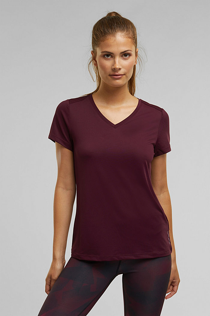 Active top with E-DRY