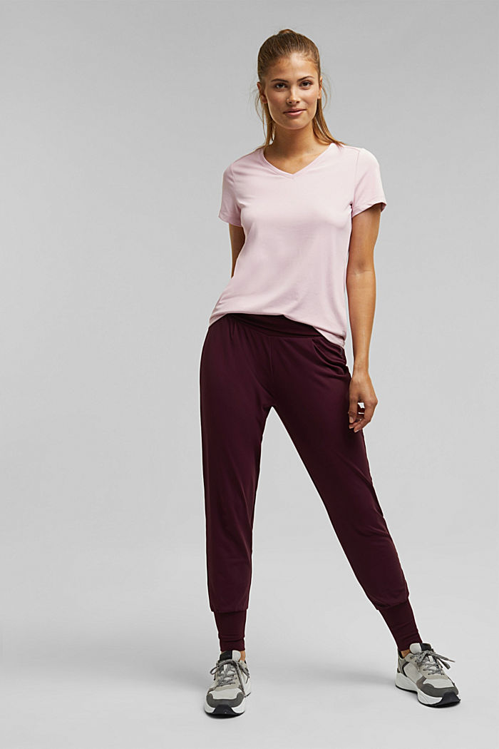 Active top with E-DRY, LIGHT PINK, detail image number 1