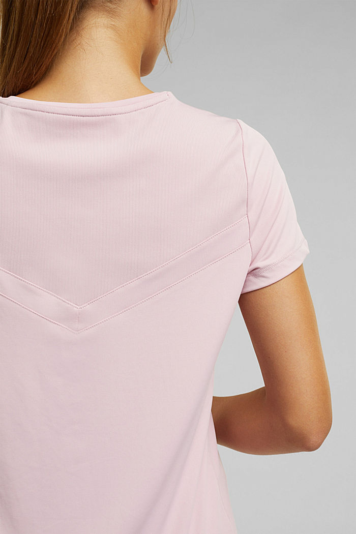 Active top with E-DRY, LIGHT PINK, detail image number 2