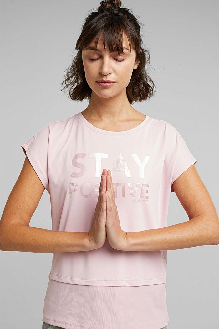 Fashion T-Shirt, LIGHT PINK, detail image number 0
