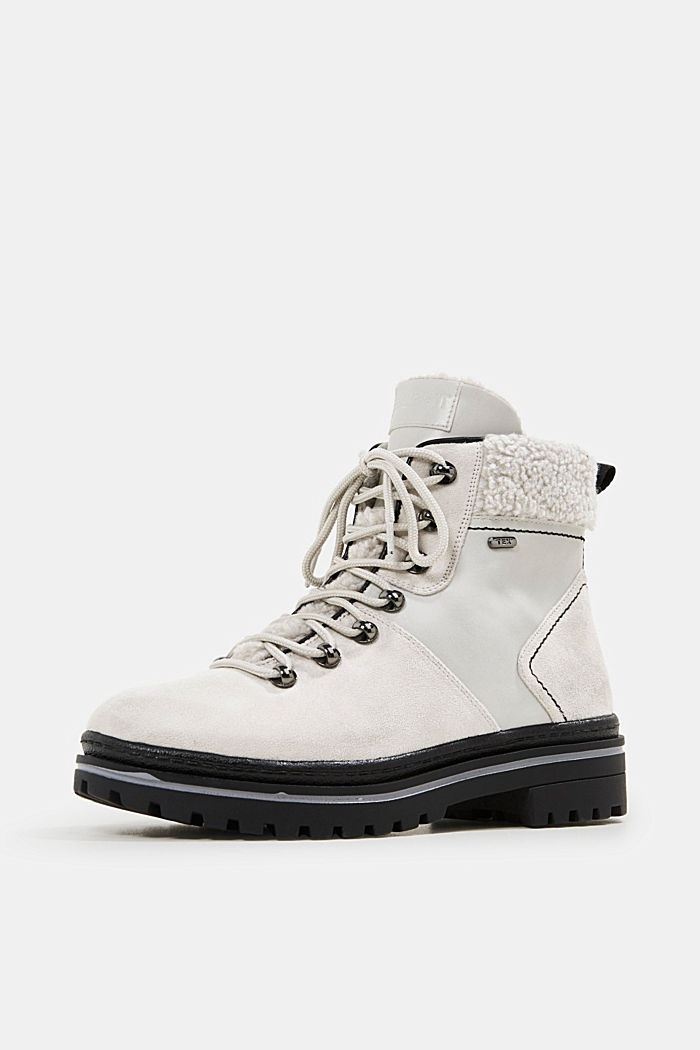 Boots mit TEX-Membran, LIGHT GREY, detail image number 2