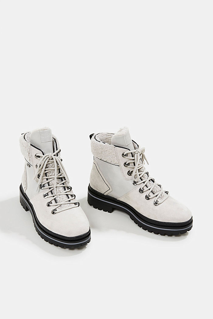 Boots mit TEX-Membran, LIGHT GREY, detail image number 6