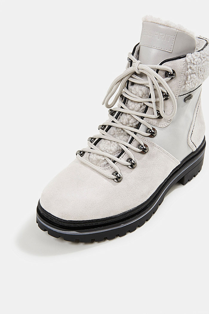 Boots mit TEX-Membran, LIGHT GREY, detail image number 4