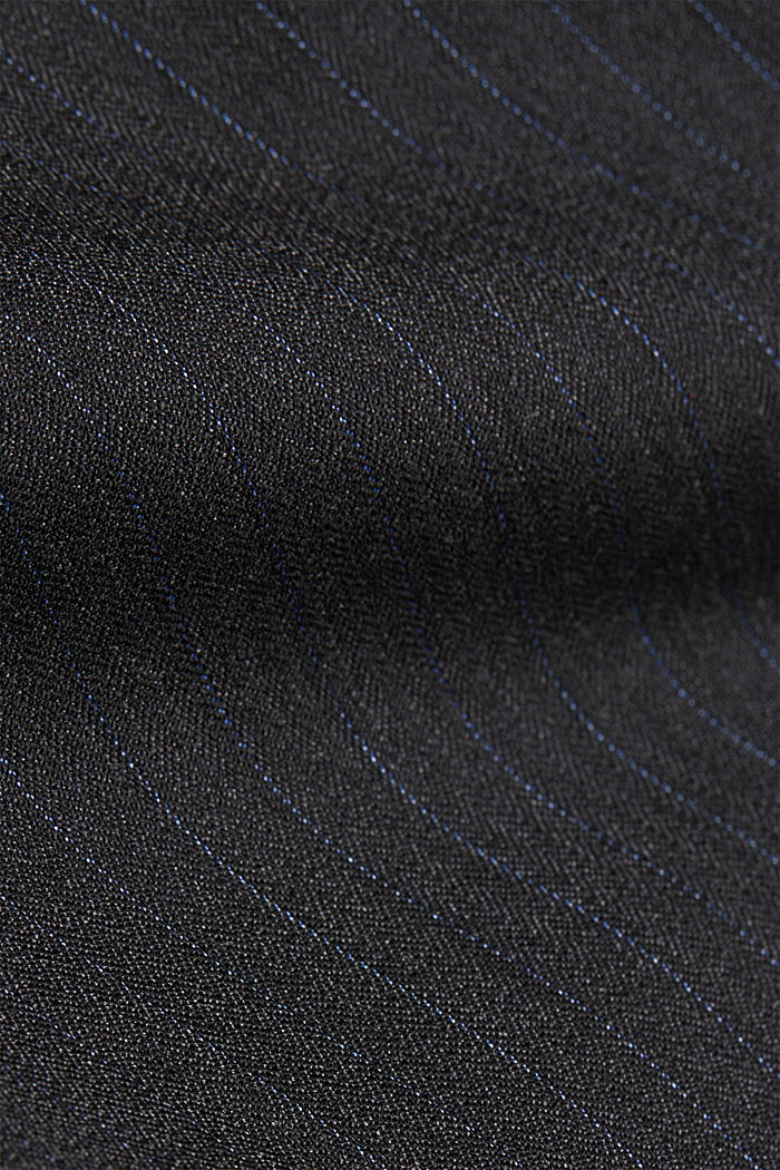 Recycled: PINSTRIPE MIX + MATCH trousers, ANTHRACITE, detail image number 3