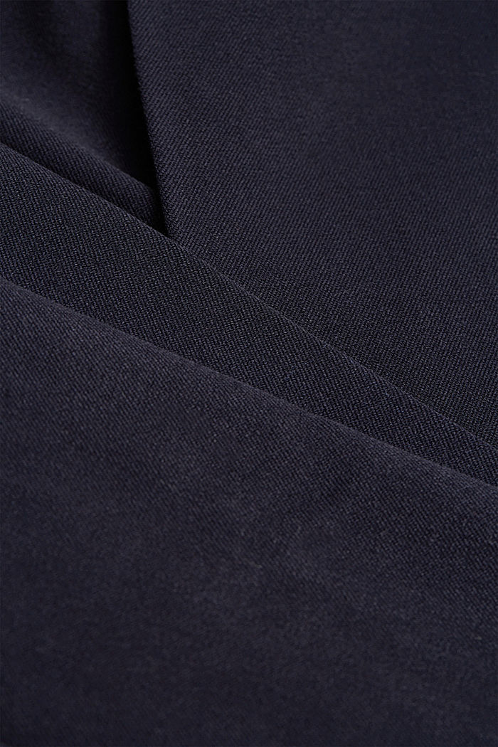 Tracksuit bottoms with two-way stretch, NAVY, detail image number 4