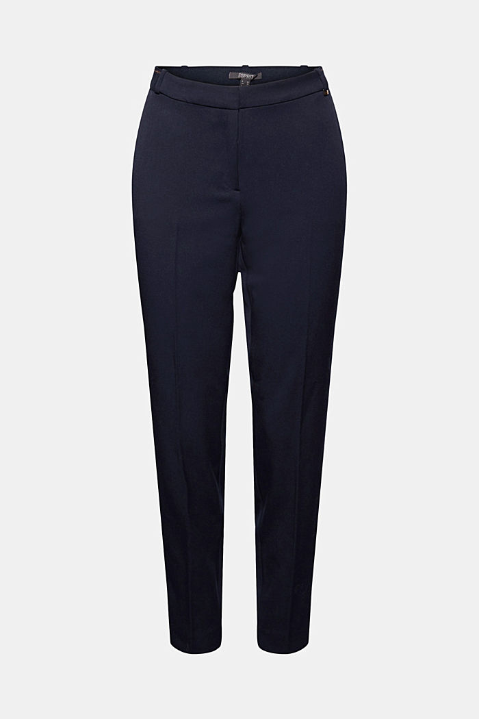 Tracksuit bottoms with two-way stretch, NAVY, detail image number 8