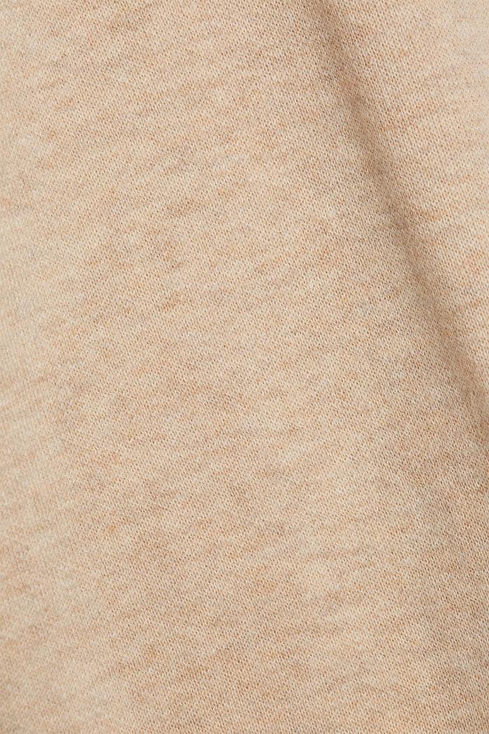 Knit culottes, SAND, detail image number 4