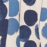 Flowing viscose with LENZING™ ECOVERO™, BRIGHT BLUE, swatch