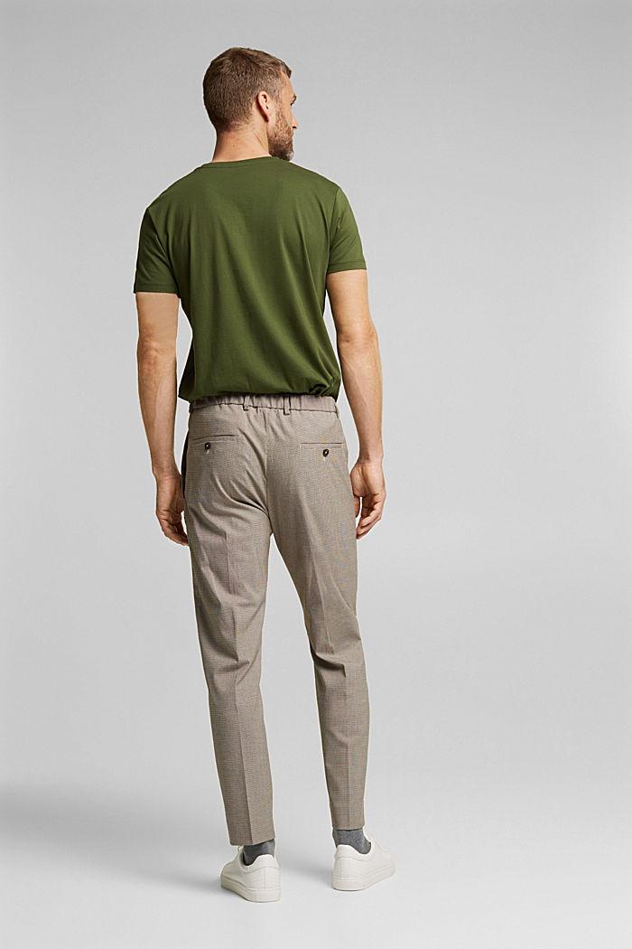 Pants suit, DARK BROWN, detail image number 1
