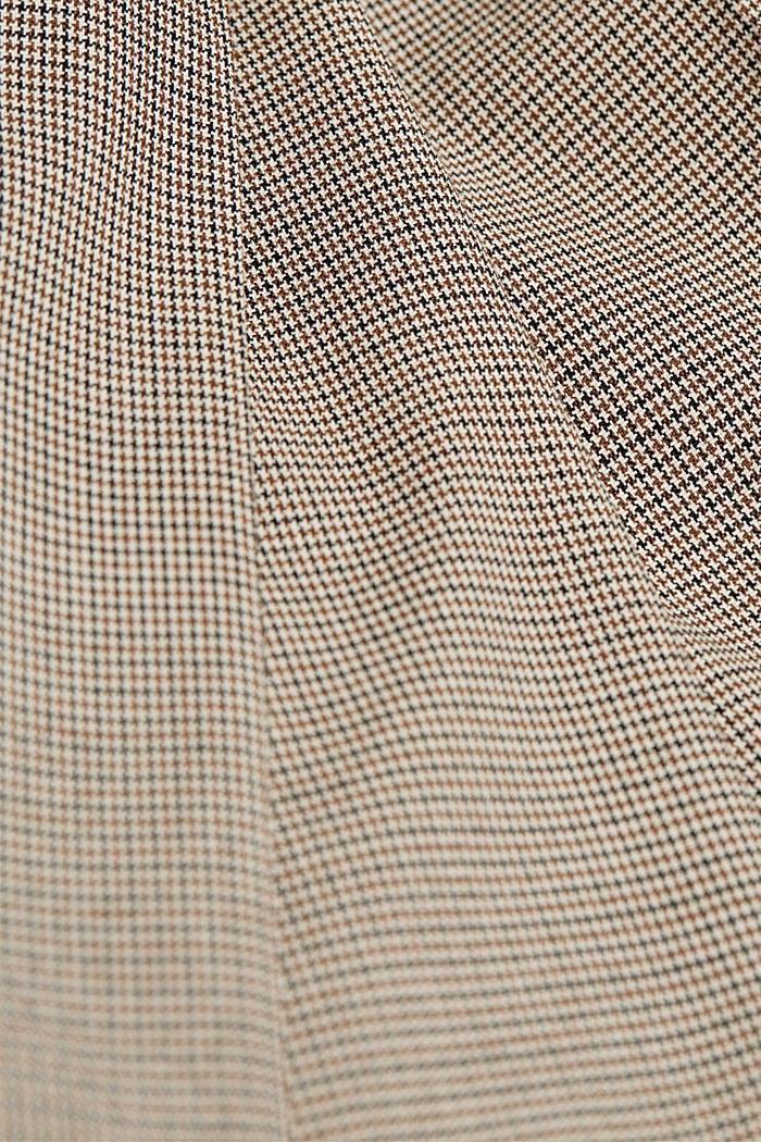Pants suit, DARK BROWN, detail image number 4