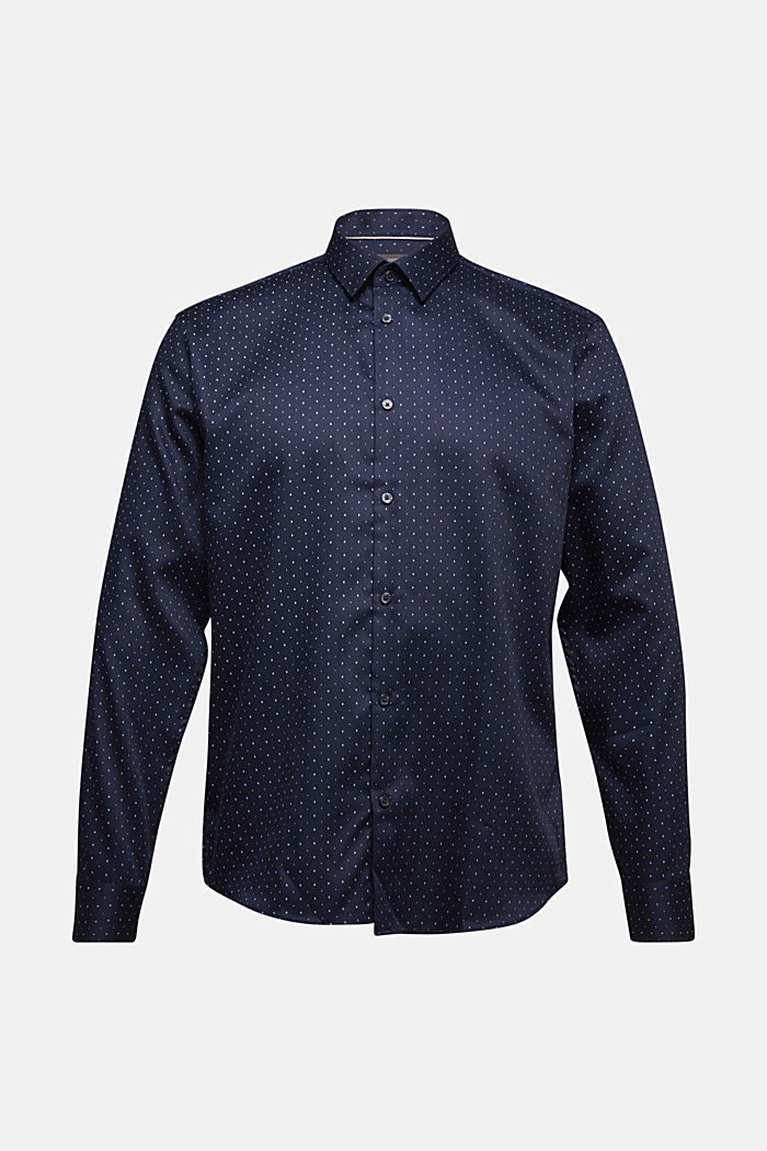 Printed shirt in 100% cotton