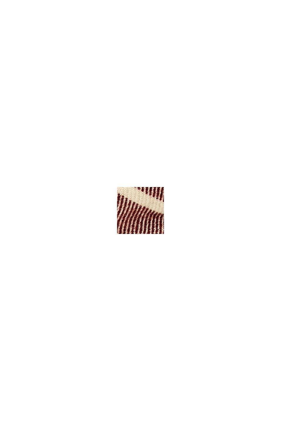 Shawls/Scarves, GARNET RED, swatch