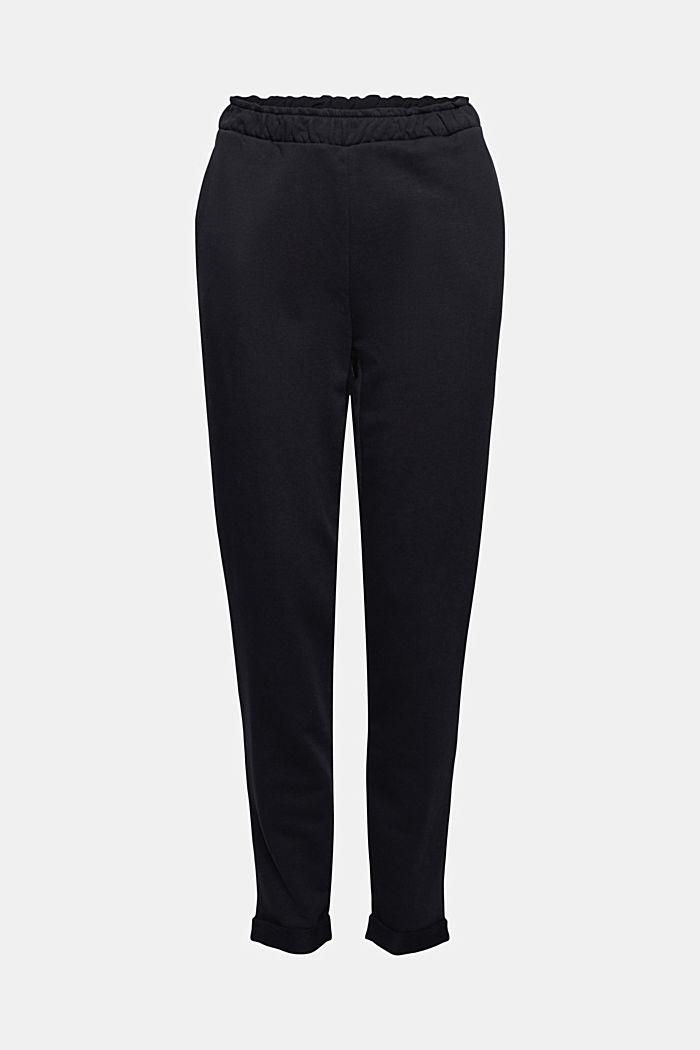 Pantalon de jogging en coton biologique mélangé