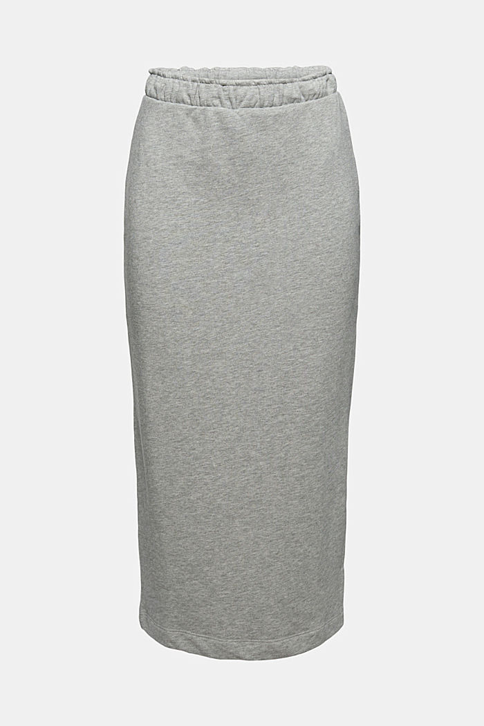 Skirts knitted, MEDIUM GREY, detail image number 7