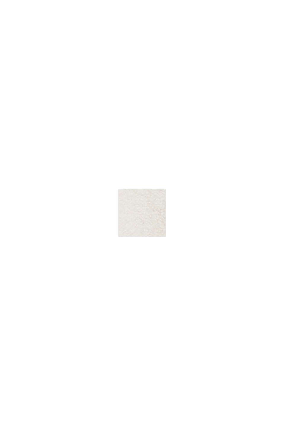 Mit Wolle: Pullover mit Stehkragen, OFF WHITE, swatch