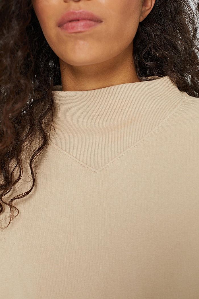 Sweatshirts, BEIGE, detail image number 2