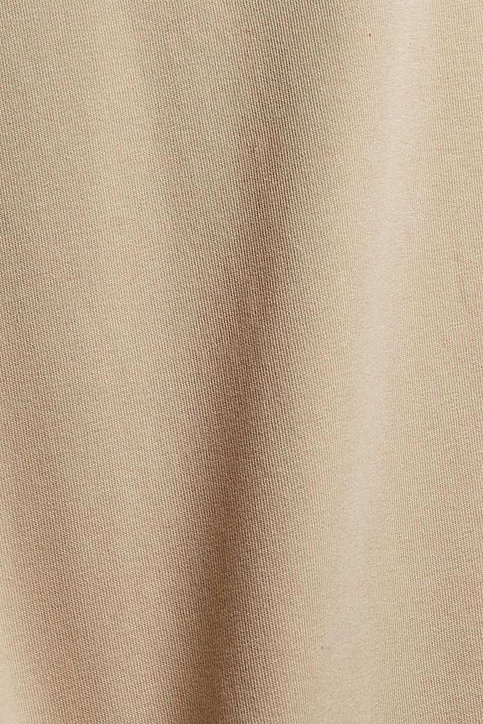 Sweatshirts, BEIGE, detail image number 4