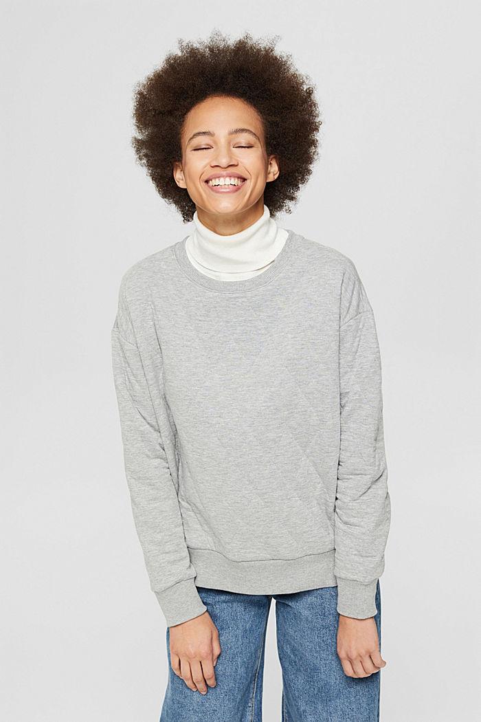 Sweatshirts, MEDIUM GREY, detail image number 6