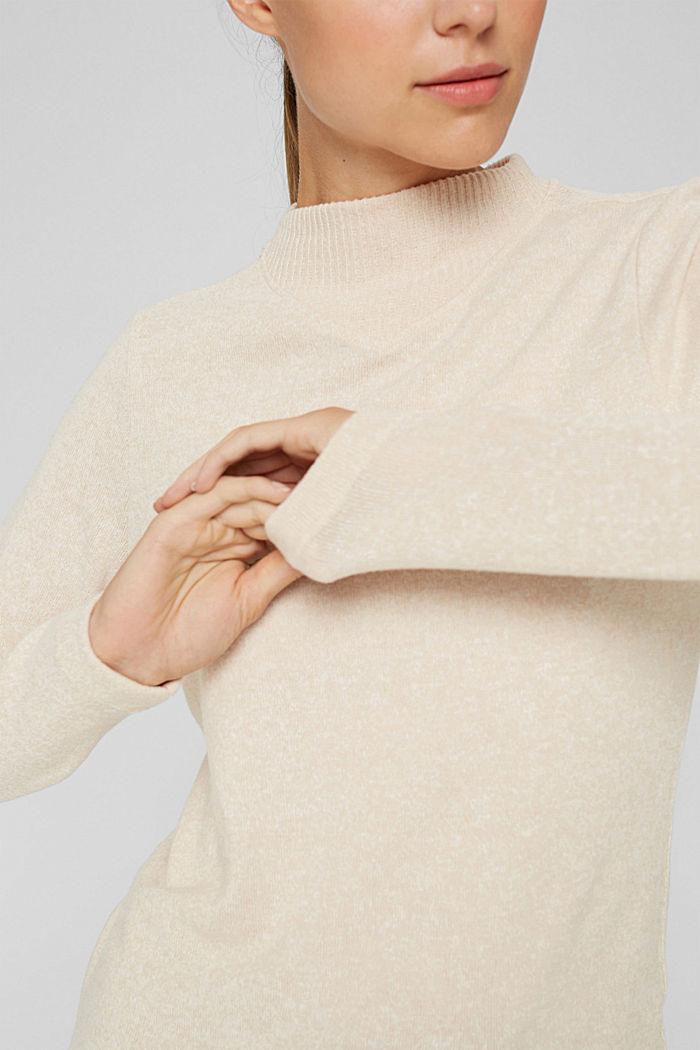 T-Shirts, BEIGE, detail image number 2