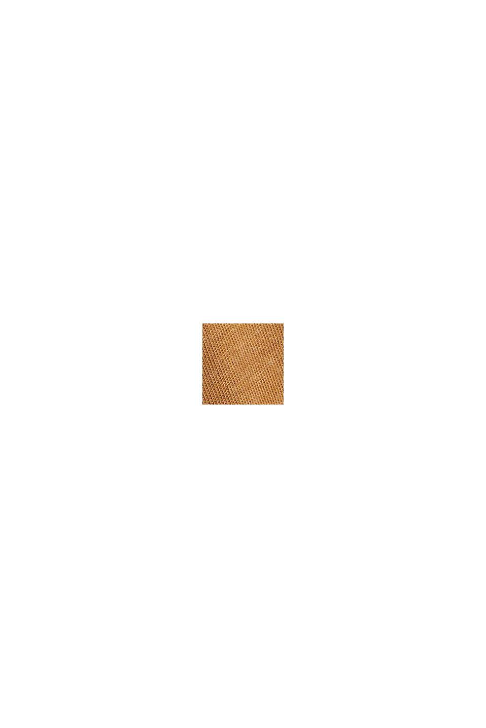Longsleeve aus Bio-Baumwoll-Mix, BARK 5, swatch