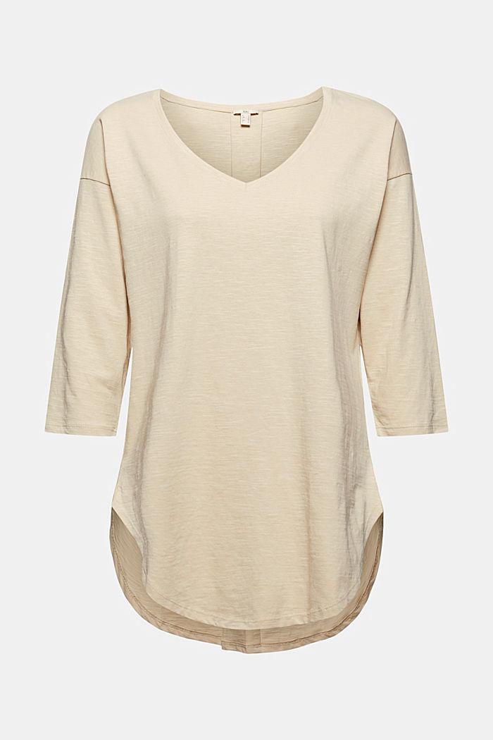 T-Shirts, BEIGE, detail image number 7