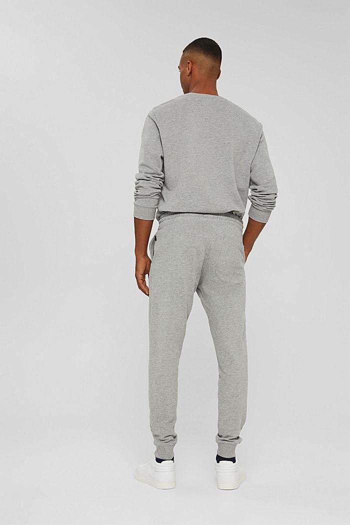 Pants knitted Slim Fit, MEDIUM GREY, detail image number 1