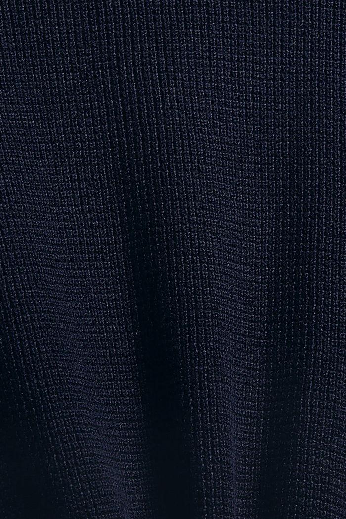 Fashion Sweater, NAVY, detail image number 4