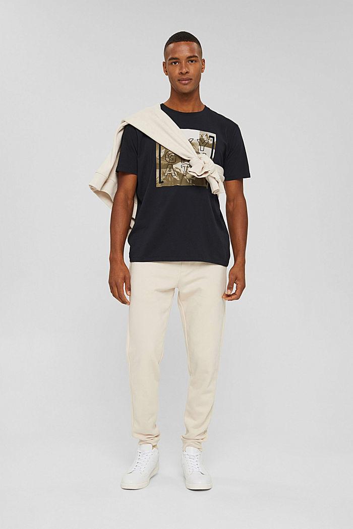 T-Shirts Regular Fit, BLACK, detail image number 2