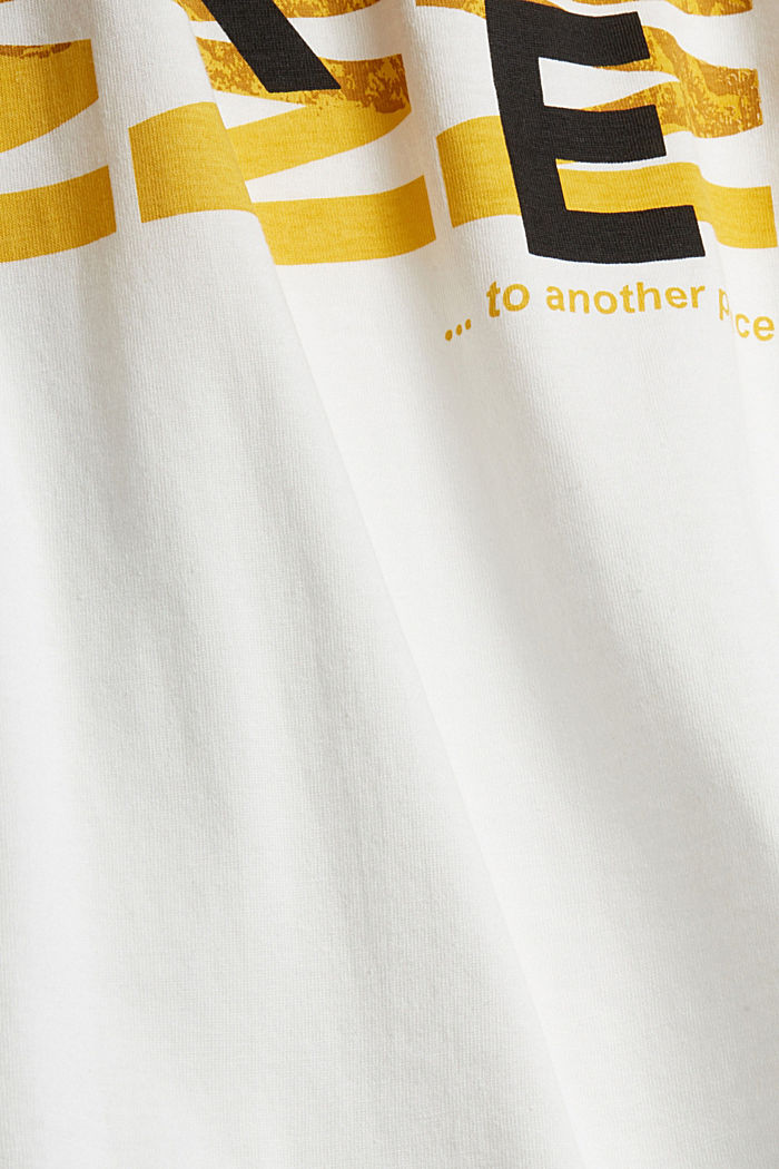 T-Shirts Regular Fit, NEW OFF WHITE, detail image number 4