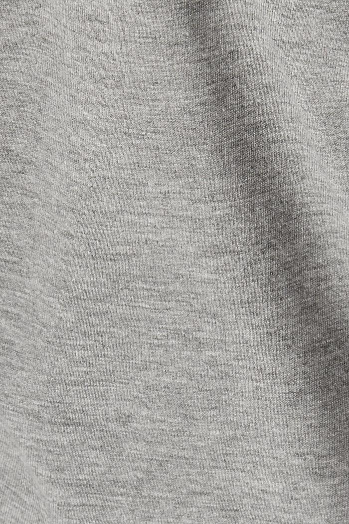 T-Shirts Regular Fit, MEDIUM GREY, detail image number 5