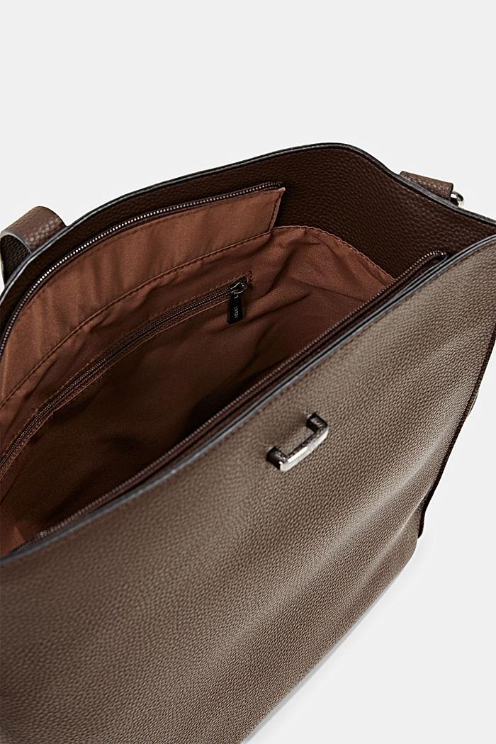 Bags, DARK BROWN, detail image number 4
