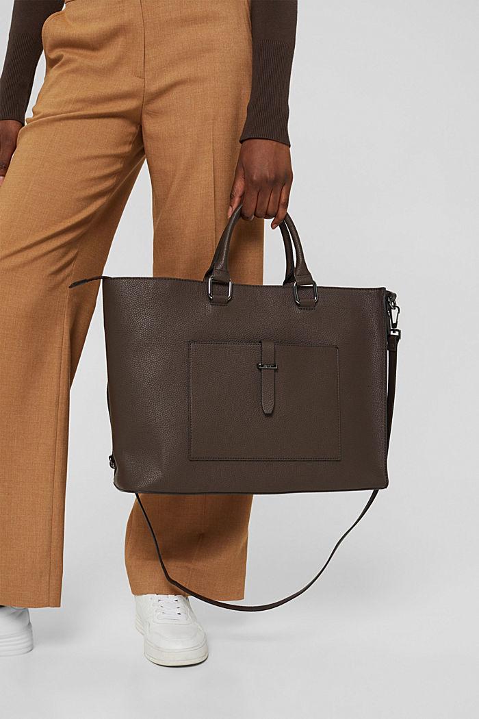 Bags, DARK BROWN, detail image number 1