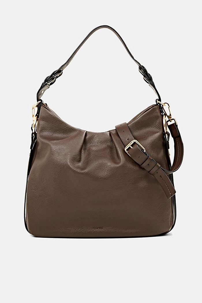 Bags, DARK BROWN, detail image number 0