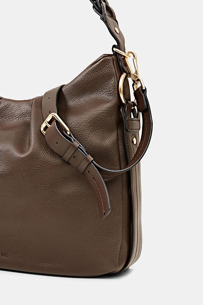 Bags, DARK BROWN, detail image number 3