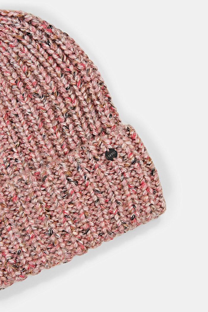 Hats/Caps, MAUVE, detail image number 1