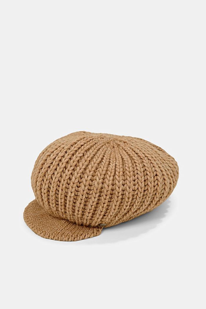Hats/Caps, CARAMEL, detail image number 0