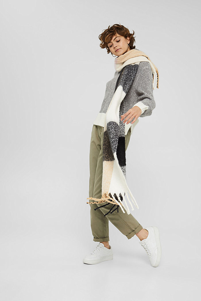 Shawls/Scarves, ICE, detail image number 1