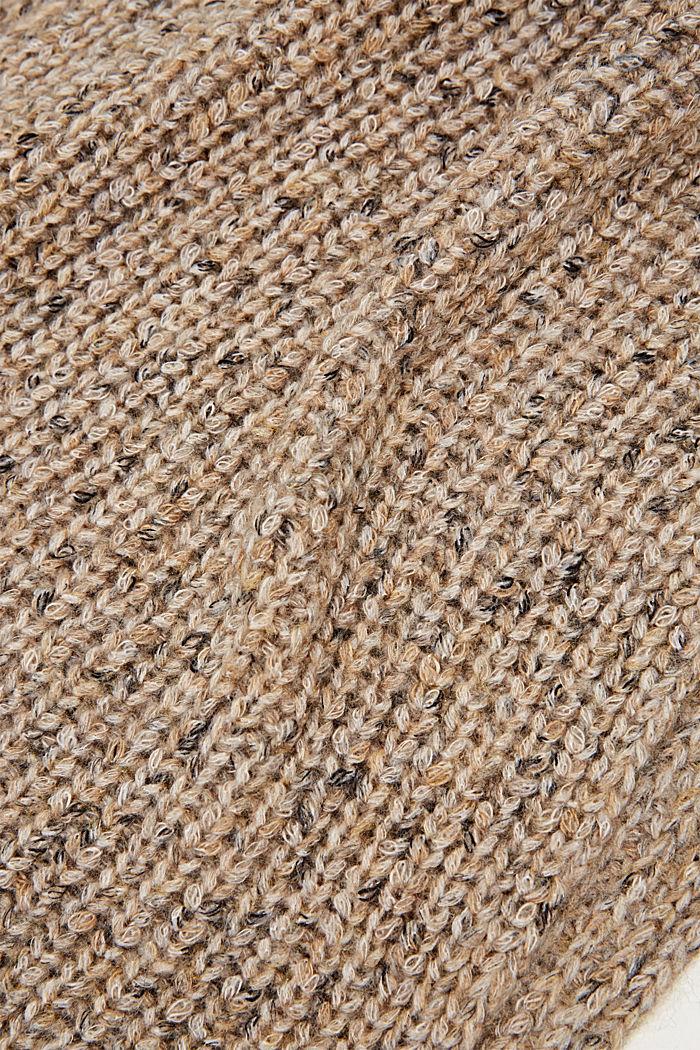 Shawls/Scarves, LIGHT GREY, detail image number 2