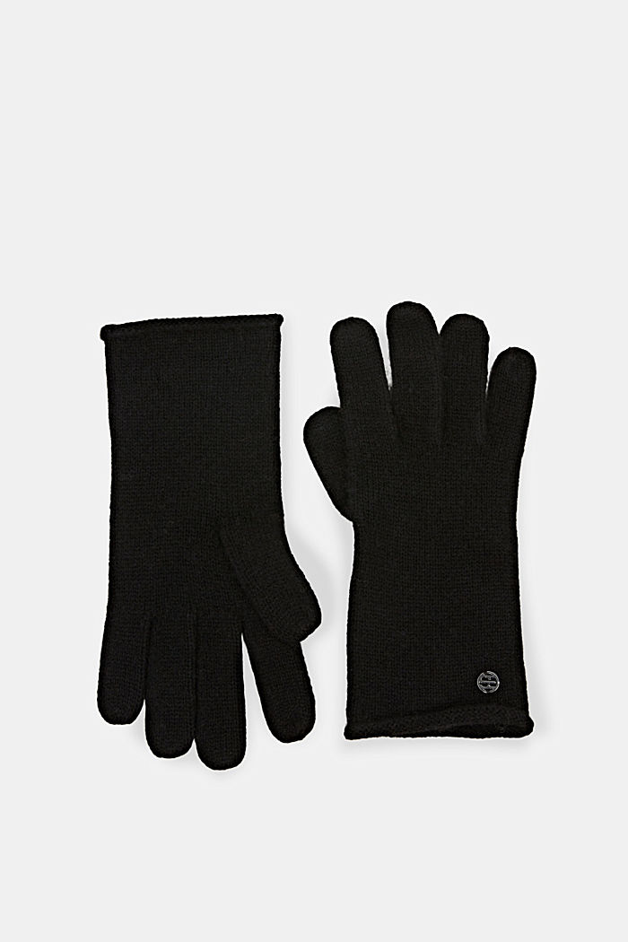 Gloves non-leather