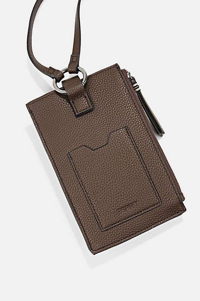 Accessories small, DARK BROWN, detail image number 1