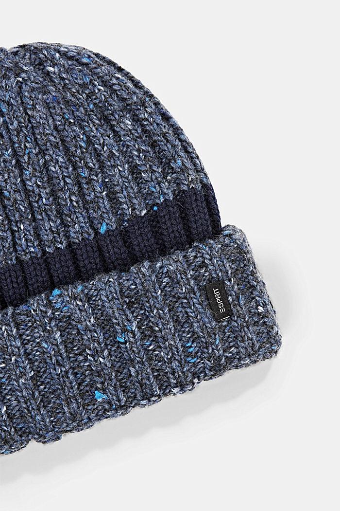Hats/Caps, BLUE, detail image number 1