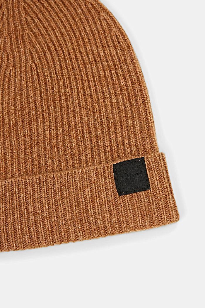 Hats/Caps, CARAMEL, detail image number 1