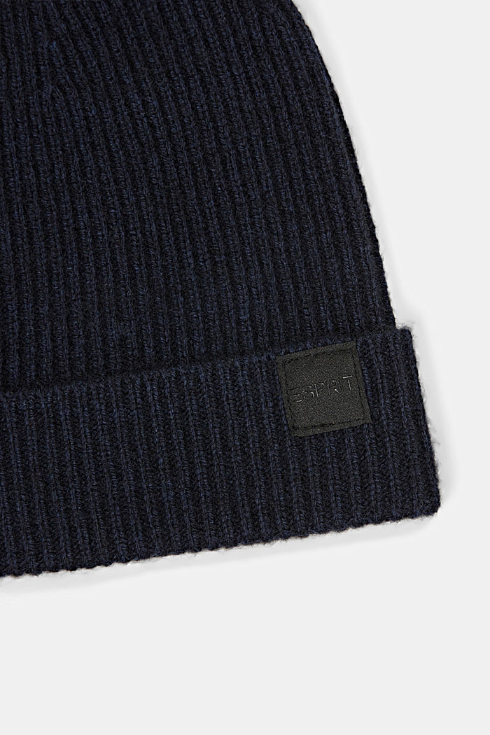 Hats/Caps, NAVY, detail image number 1