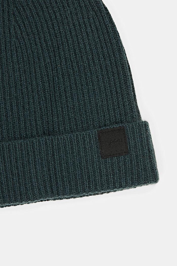 Hats/Caps, TEAL BLUE, detail image number 1