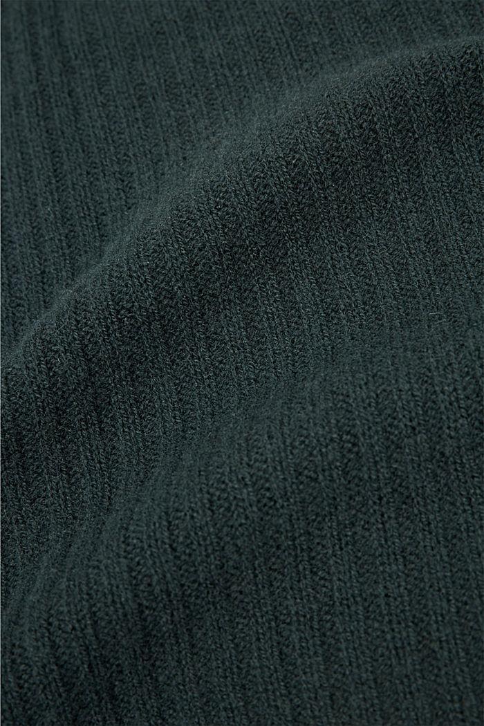 Shawls/Scarves, TEAL BLUE, detail image number 2