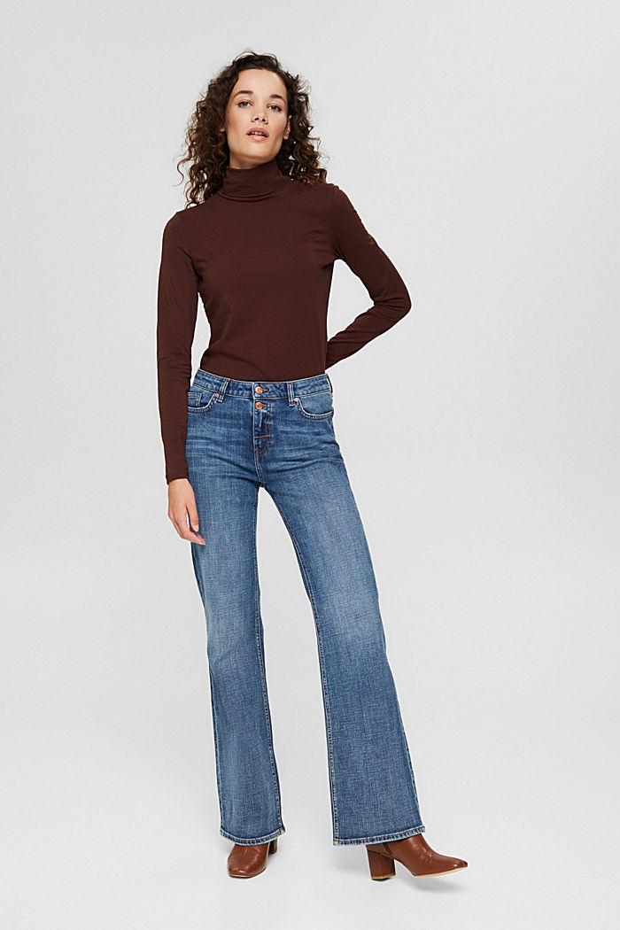 Stretch-Jeans aus Baumwolle