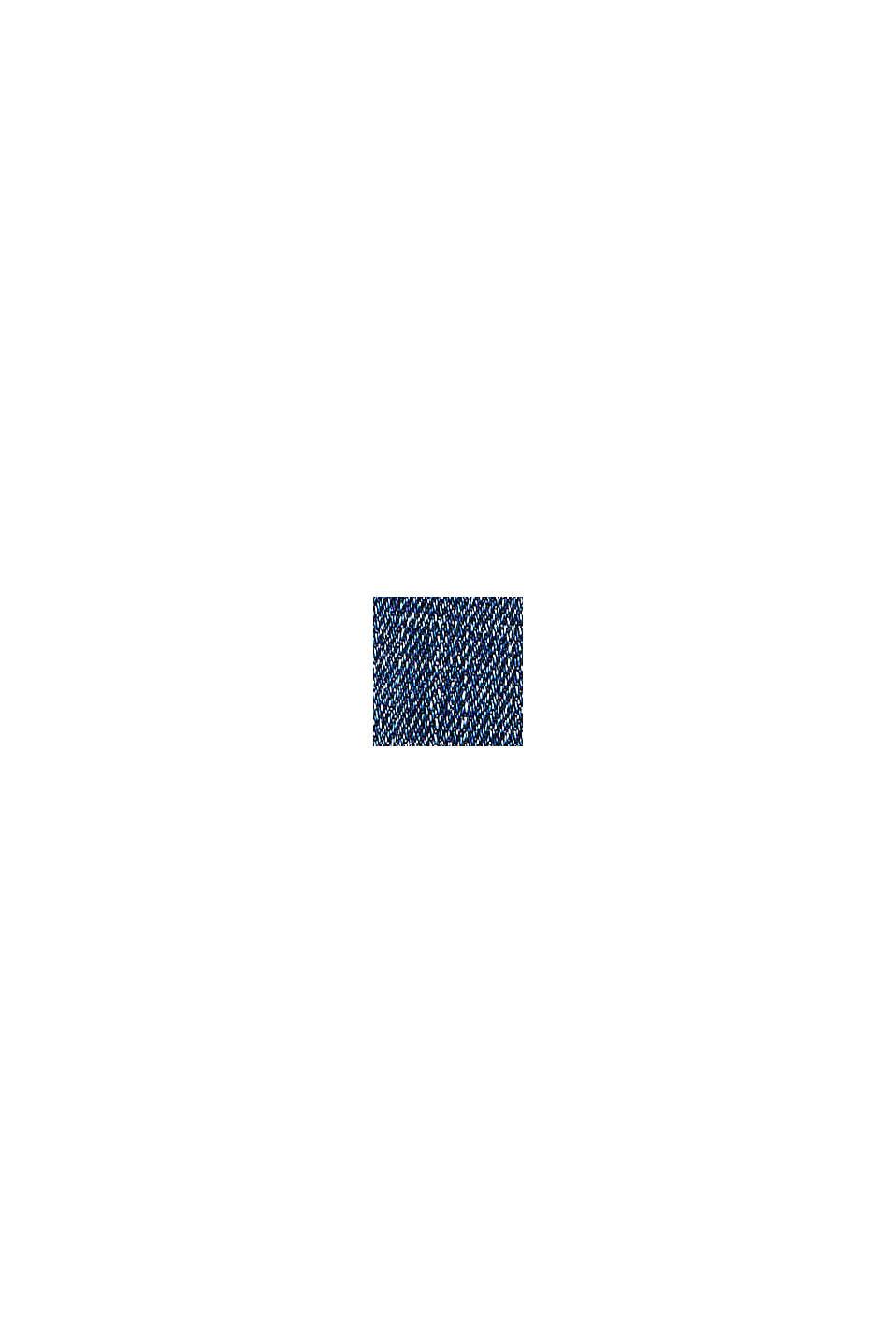 Stretch-Jeans aus Baumwolle, BLUE DARK WASHED, swatch