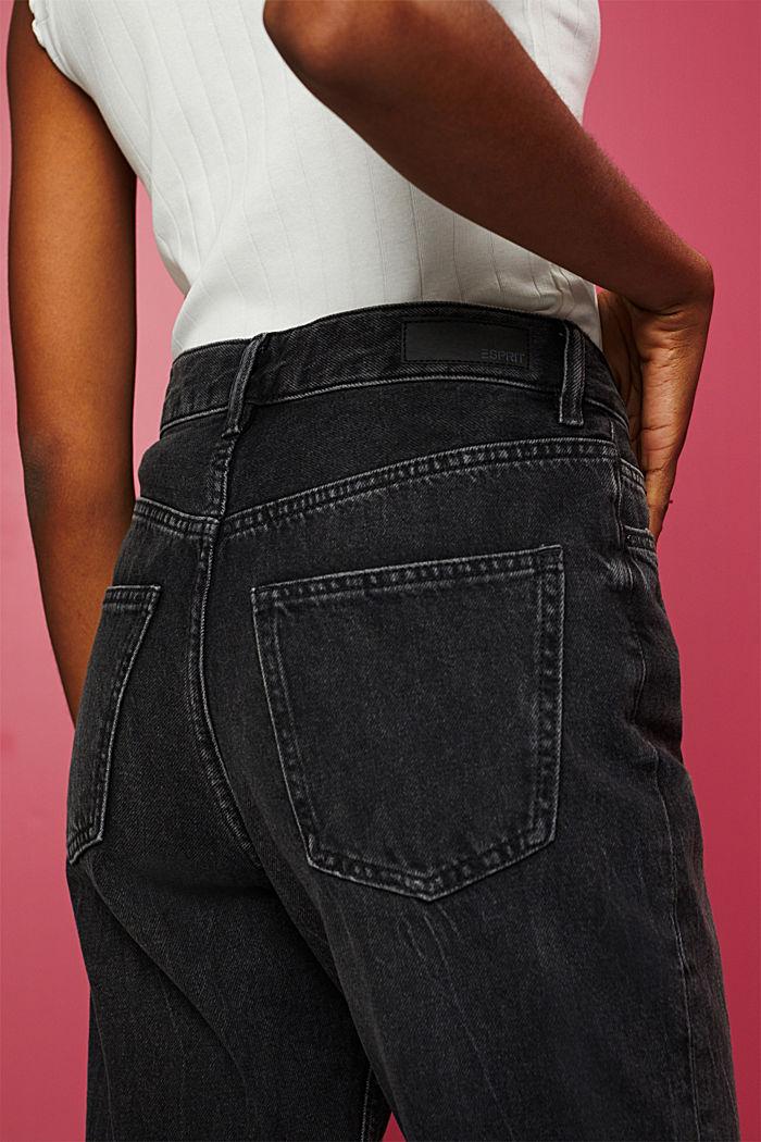 Pants denim, BLACK DARK WASHED, detail image number 5
