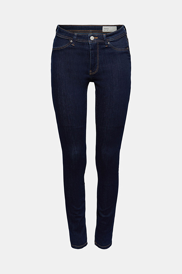 Jeggings made of organic cotton